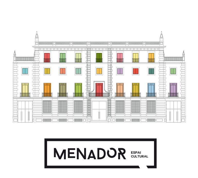 menador logo
